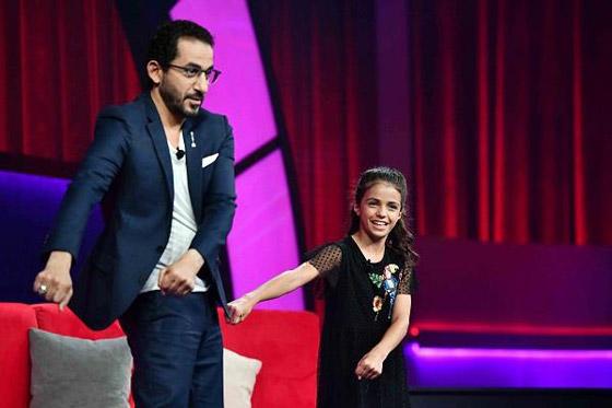 اطفال موهوبين يبدعون في اخر حلقة من (نجوم صغار) مع أحمد حلمي صورة رقم 6