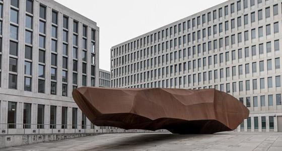 بالصور.. هذا هو المقر الجديد للاستخبارات الألمانية صورة رقم 7