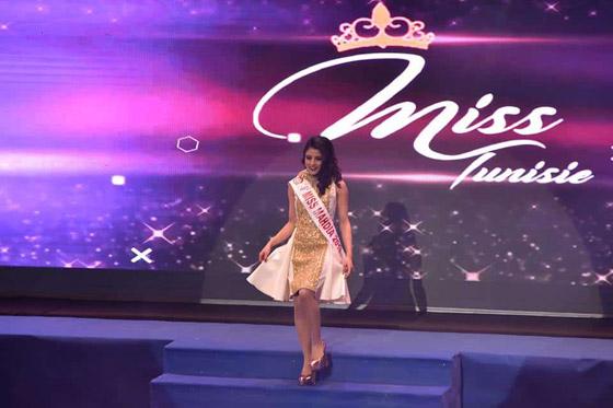 بالصور والفيديو: صابرين خليفة الفائزة بلقب ملكة جمال تونس لعام 2019 صورة رقم 2