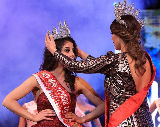بالصور والفيديو: صابرين خليفة الفائزة بلقب ملكة جمال تونس لعام 2019 صورة رقم 4