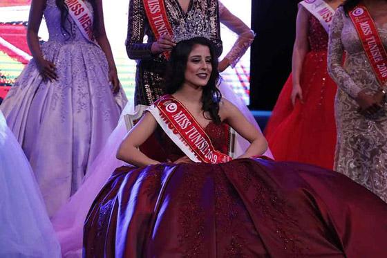 بالصور والفيديو: صابرين خليفة الفائزة بلقب ملكة جمال تونس لعام 2019 صورة رقم 5
