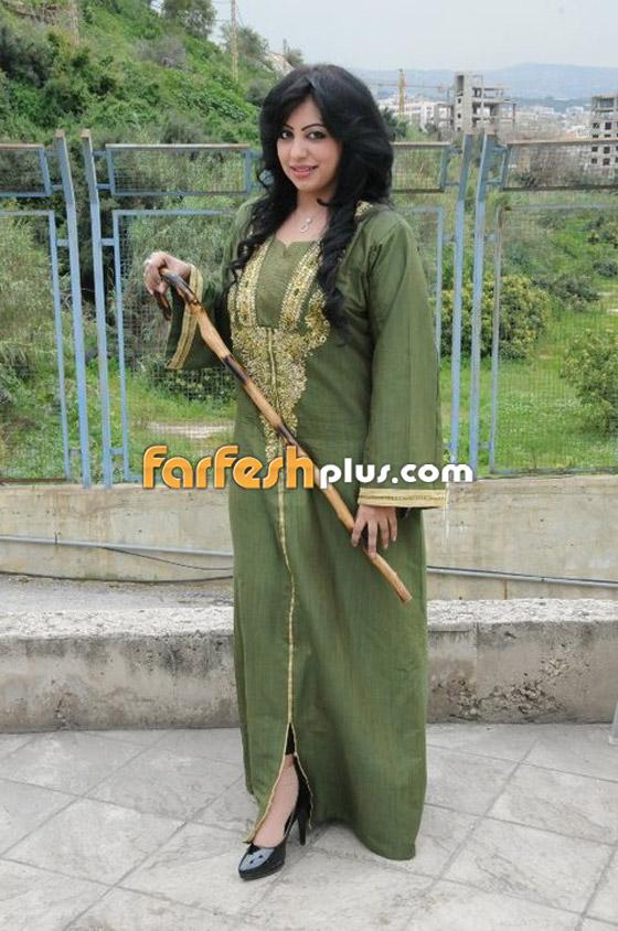 الممثلة السعودية ريماس منصور في موقف محرج: عادل امام سألها (انت مين)؟ صورة رقم 5