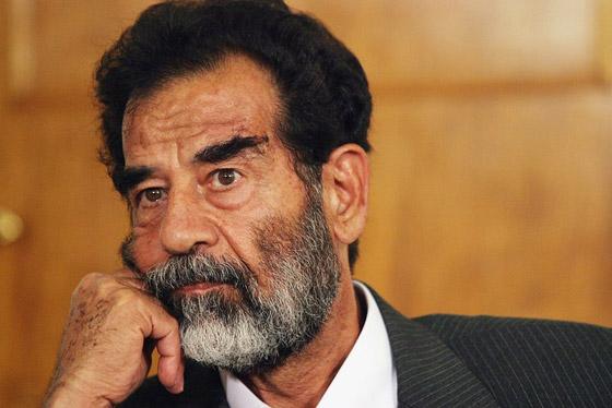 ما هو سر الاحتفاظ بدم صدام حسين في الثلاجة؟! صورة رقم 2