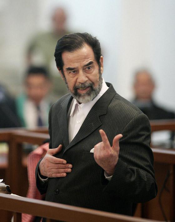 ما هو سر الاحتفاظ بدم صدام حسين في الثلاجة؟! صورة رقم 3
