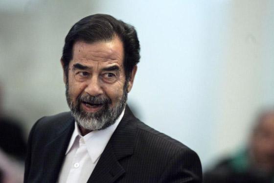 ما هو سر الاحتفاظ بدم صدام حسين في الثلاجة؟! صورة رقم 1
