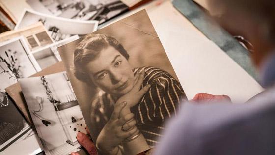 بعد أن تجاوز عمرها المئة بدأت العمل كعارضة أزياء (موديل)! صورة رقم 2