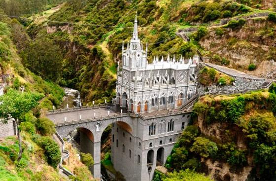 بالصور: أكثر الأماكن المقدسة روعة وجمالا في العالم كأنها من الخيال! صورة رقم 3
