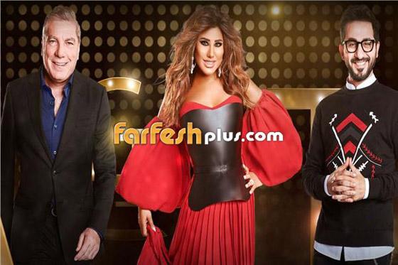 صورة رقم 2 -  فيديو عرب غوت تالنت: ماذا قالت نجوى كرم، احمد حلمي وعلي جابر للمواهب