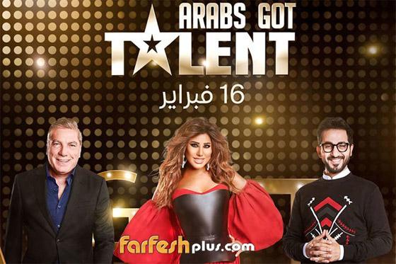 صورة رقم 4 -  فيديو عرب غوت تالنت: ماذا قالت نجوى كرم، احمد حلمي وعلي جابر للمواهب