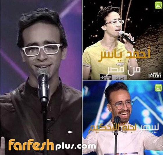 صورة رقم 7 -  فيديو عرب غوت تالنت: ماذا قالت نجوى كرم، احمد حلمي وعلي جابر للمواهب