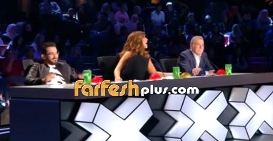 صورة رقم 9 -  فيديو عرب غوت تالنت: ماذا قالت نجوى كرم، احمد حلمي وعلي جابر للمواهب