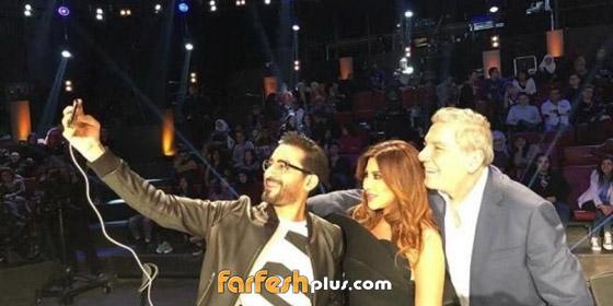 صورة رقم 13 -  فيديو عرب غوت تالنت: ماذا قالت نجوى كرم، احمد حلمي وعلي جابر للمواهب