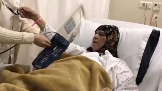 بالفيديو والصور.. سيدة لبنانية تنجب طفلين بعمر الـ 61 صورة رقم 4