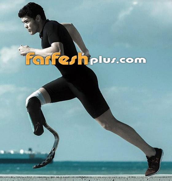 صورة رقم 5 - بعد أن خسر ساقه بحادث.. رياضي لبناني يريد تسلق برج خليفة ودخول غينيس