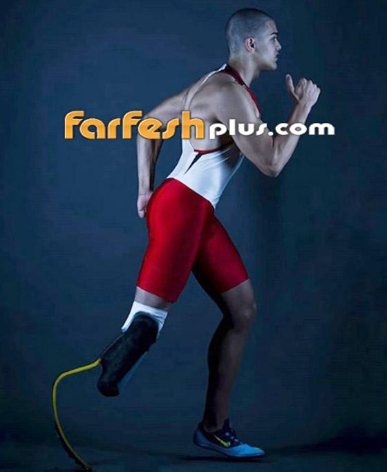صورة رقم 6 - بعد أن خسر ساقه بحادث.. رياضي لبناني يريد تسلق برج خليفة ودخول غينيس