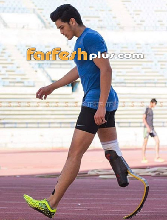 صورة رقم 12 - بعد أن خسر ساقه بحادث.. رياضي لبناني يريد تسلق برج خليفة ودخول غينيس