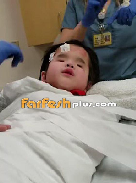 صورة رقم 3 - فيديو مؤثر.. طفلة ضريرة تهدئ نفسها بالغناء أثناء خضوعها لعملية طبية!