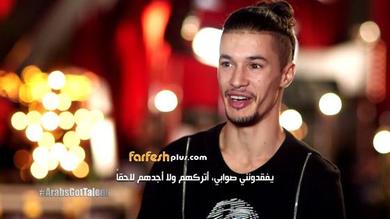 صورة رقم 2 - فيديو وصور عرب غوت تالنت: مواهب مميزة والحجارة تبكي الجميع