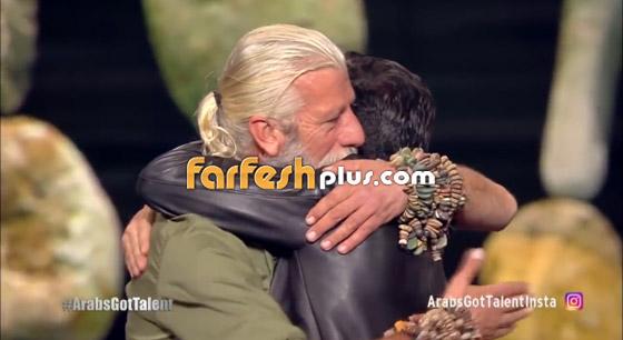 صورة رقم 5 - فيديو وصور عرب غوت تالنت: مواهب مميزة والحجارة تبكي الجميع