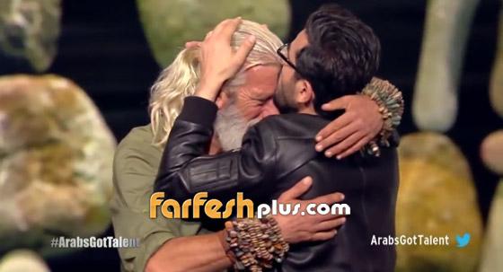 صورة رقم 6 - فيديو وصور عرب غوت تالنت: مواهب مميزة والحجارة تبكي الجميع