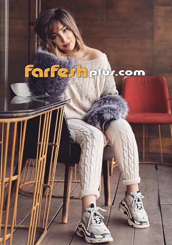 بسمة بوسيل زوجة تامر حسني تغيّر لون شعرها (على الموضة)، هل أعجبتك؟ صورة رقم 12