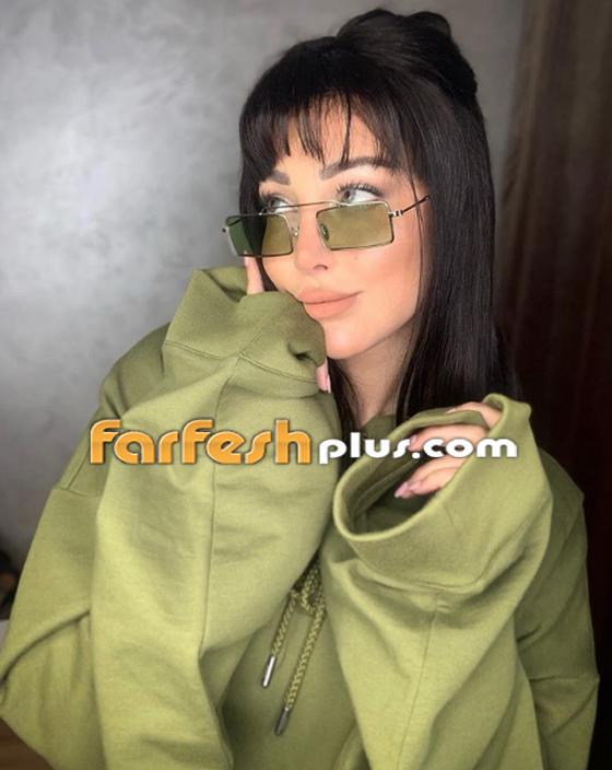بسمة بوسيل زوجة تامر حسني تغيّر لون شعرها (على الموضة)، هل أعجبتك؟ صورة رقم 13