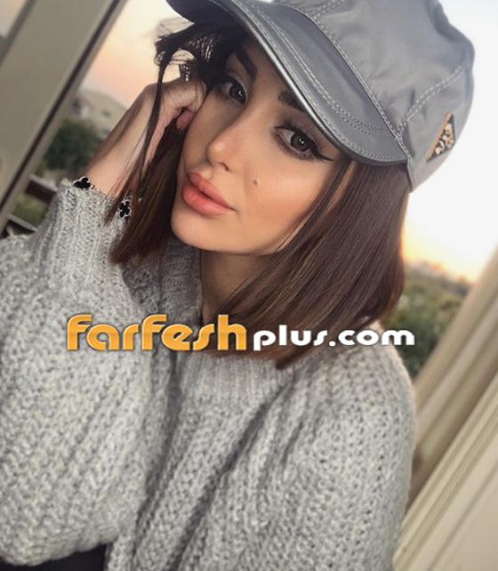 بسمة بوسيل زوجة تامر حسني تغيّر لون شعرها (على الموضة)، هل أعجبتك؟ صورة رقم 16
