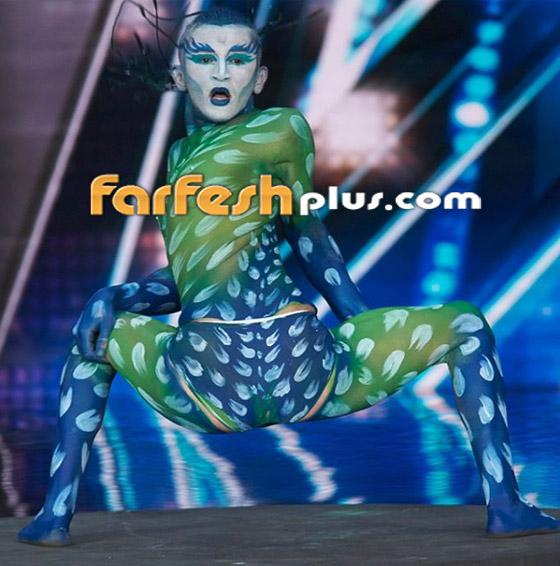 صورة رقم 9 - فيديو وصور عرب غوت تالنت: حفيدة أم كلثوم تبدع وتخطف الباز الذهبي