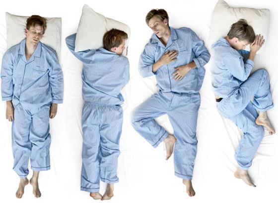 صورة رقم 2 - هذا ما تكشفه وضعية نومك عن شخصيتك..!