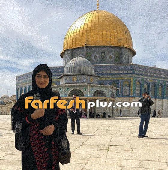هيفاء حسين تغضب الكثيرين وتقول: المسجد الأقصى قبلة المسلمين واليهود! صورة رقم 5