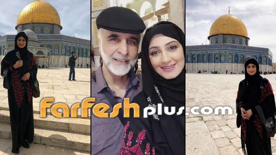 هيفاء حسين تغضب الكثيرين وتقول: المسجد الأقصى قبلة المسلمين واليهود! صورة رقم 7