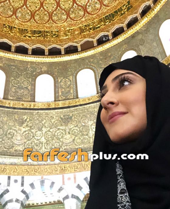 هيفاء حسين تغضب الكثيرين وتقول: المسجد الأقصى قبلة المسلمين واليهود! صورة رقم 8