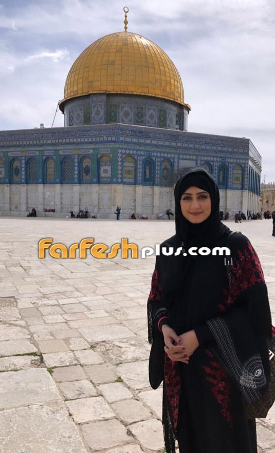 هيفاء حسين تغضب الكثيرين وتقول: المسجد الأقصى قبلة المسلمين واليهود! صورة رقم 9