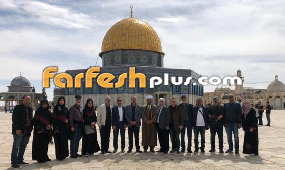 هيفاء حسين تغضب الكثيرين وتقول: المسجد الأقصى قبلة المسلمين واليهود! صورة رقم 10