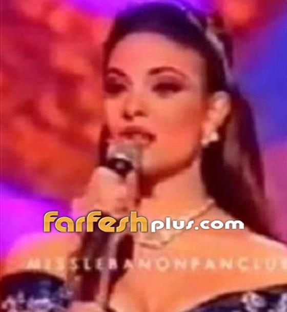 صور وفيديو اللبنانية هيلدا خليفة منذ 22 عاما بحفل ملكة جمال لبنان! صورة رقم 5