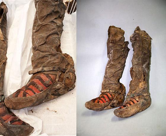 صور  مومياء عمرها 1500عام تلبس حذاء اديداس! لا تصدّق كل ما تراه! صورة رقم 2