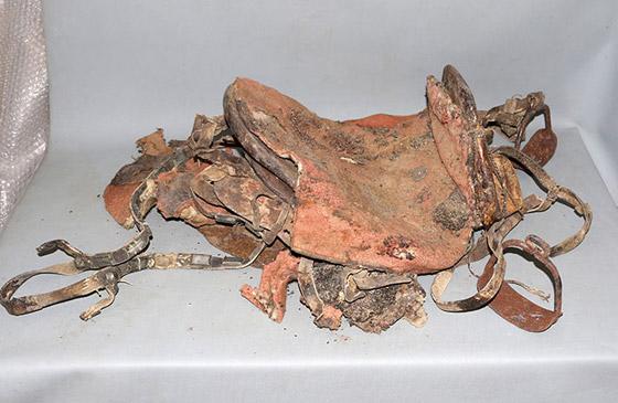 صور  مومياء عمرها 1500عام تلبس حذاء اديداس! لا تصدّق كل ما تراه! صورة رقم 10