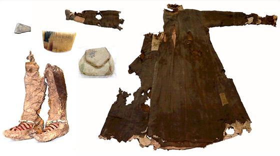صور  مومياء عمرها 1500عام تلبس حذاء اديداس! لا تصدّق كل ما تراه! صورة رقم 16