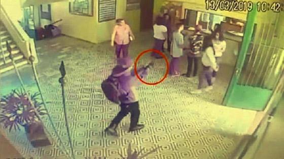 البرازيل: مقتل 10 طلاب وإصابة 17 آخرون في إستراحة مدرسة! صورة رقم 1
