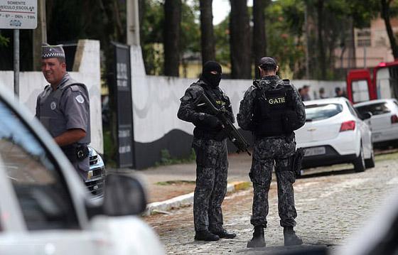 البرازيل: مقتل 10 طلاب وإصابة 17 آخرون في إستراحة مدرسة! صورة رقم 26