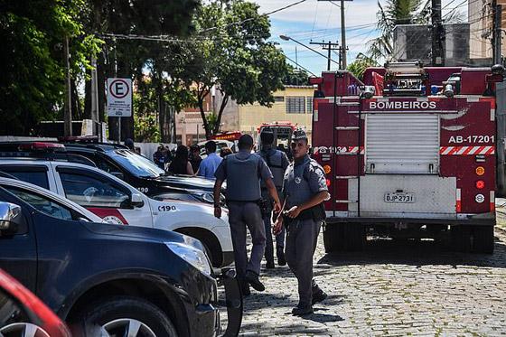 البرازيل: مقتل 10 طلاب وإصابة 17 آخرون في إستراحة مدرسة! صورة رقم 27