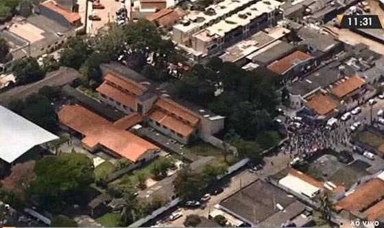 البرازيل: مقتل 10 طلاب وإصابة 17 آخرون في إستراحة مدرسة! صورة رقم 31