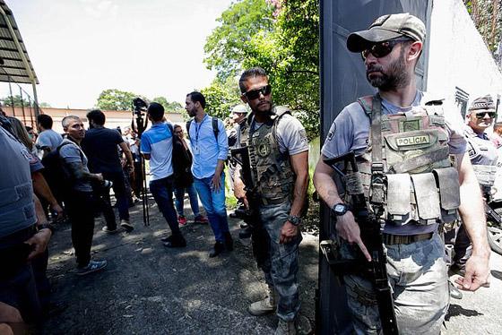 البرازيل: مقتل 10 طلاب وإصابة 17 آخرون في إستراحة مدرسة! صورة رقم 32