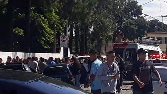 البرازيل: مقتل 10 طلاب وإصابة 17 آخرون في إستراحة مدرسة! صورة رقم 33