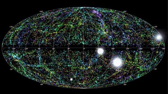 أغرب الظواهر في الفضاء وأكثر الأمور المثيرة الموجودة في الكون صورة رقم 1