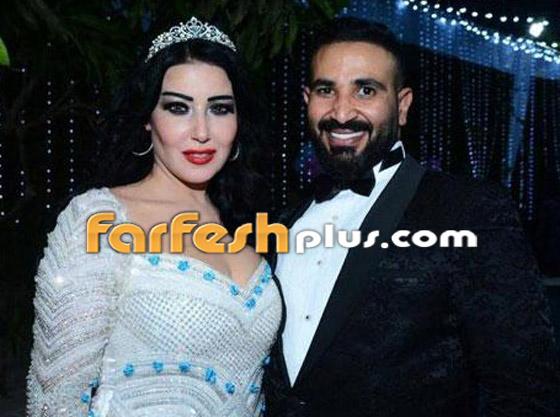 بعد زواج أقل من عامين: احمد سعد ينفصل عن سمية الخشاب بسبب الأولاد! صورة رقم 8