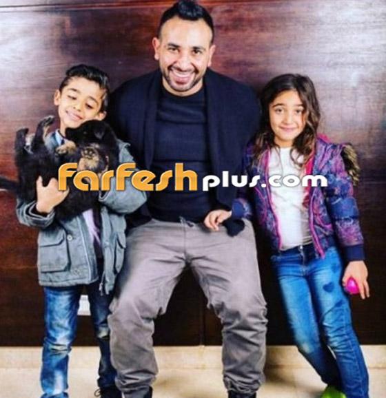 بعد زواج أقل من عامين: احمد سعد ينفصل عن سمية الخشاب بسبب الأولاد! صورة رقم 3