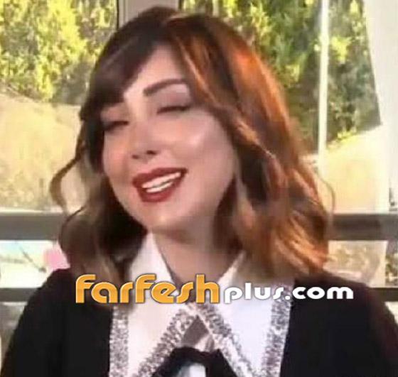 بسمة بوسيل زوجة تامر حسني تغيّر لون شعرها (على الموضة)، هل أعجبتك؟ صورة رقم 4