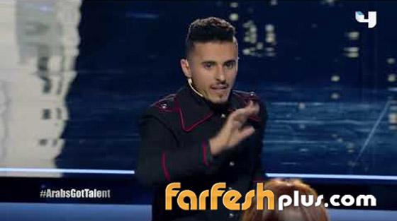 صورة رقم 13 - فيديو وصور عرب غوت تالنت: حلمي يقلد نجوى كرم وليان وزيكو للنهائيات