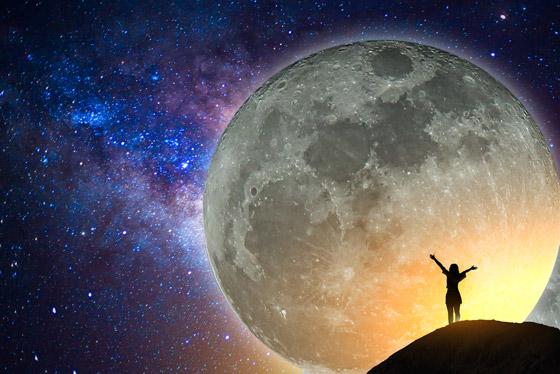 إليكم أبرز الأساطير والمعتقدات والحكايا القديمة عن ليلة اكتمال القمر صورة رقم 2